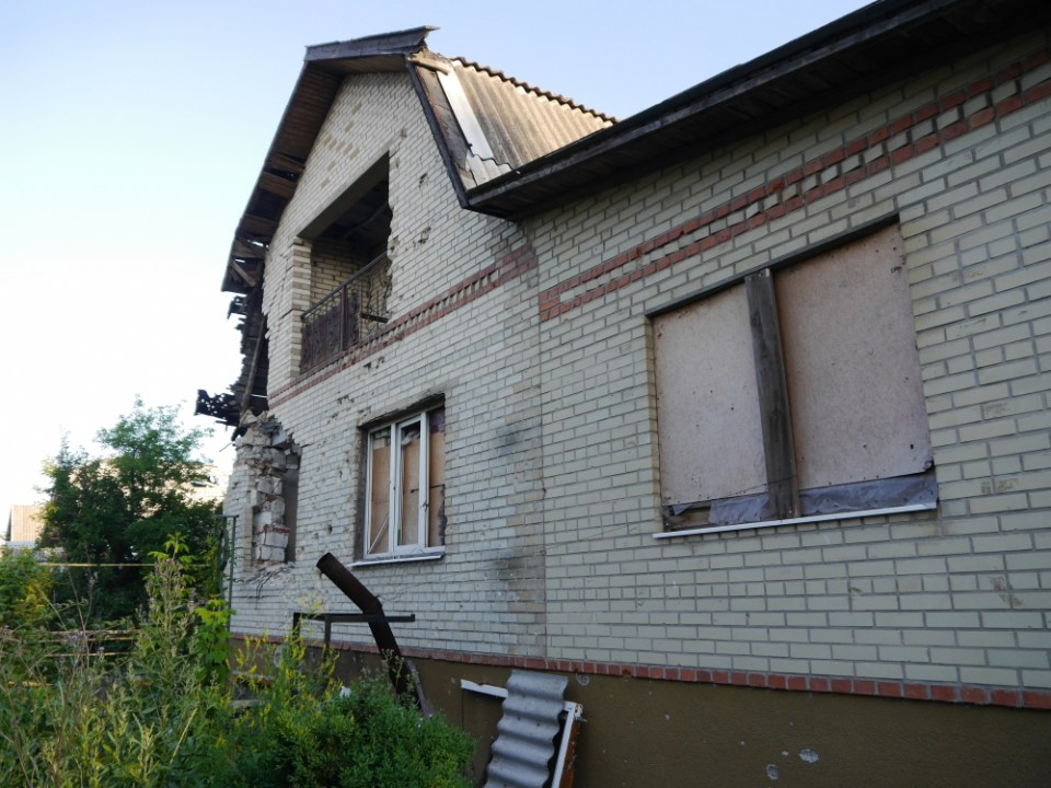 Pisky Out-patient Clinic, Yasynuvatsky District, Donetsk Oblast