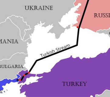 The project for the Turkish Stream