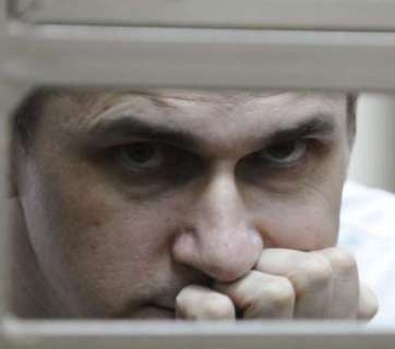 Oleg Sentsov. Photo: Anton Naumlyuk