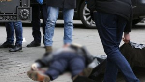 Denis Voronenkov, former member of Russian State Duma, was shot dead in the centre of Kyiv (Photo: korrespondent.net)