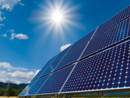 Solar power  is a promising area in Ukraine