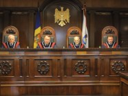 The Constitutional Court of Moldova delivers its judgement on  Moldova's neutrality. Chișinău, Moldova. 2 May 2017. Image: YouTube