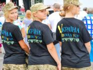 Independence Day in Odesa, August 24, 2016