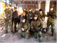 Swedesh terrorists training in Russia (Image: avmalgin.livejournal.com)