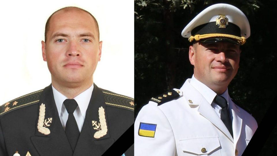 Photo of the assassinated colonel Maksym Shapoval. Photo: mil.in.ua