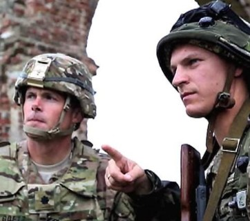 Ukrainian soldiers often take part in joint exercises with NATO. Photo: milnavigator.com.ua