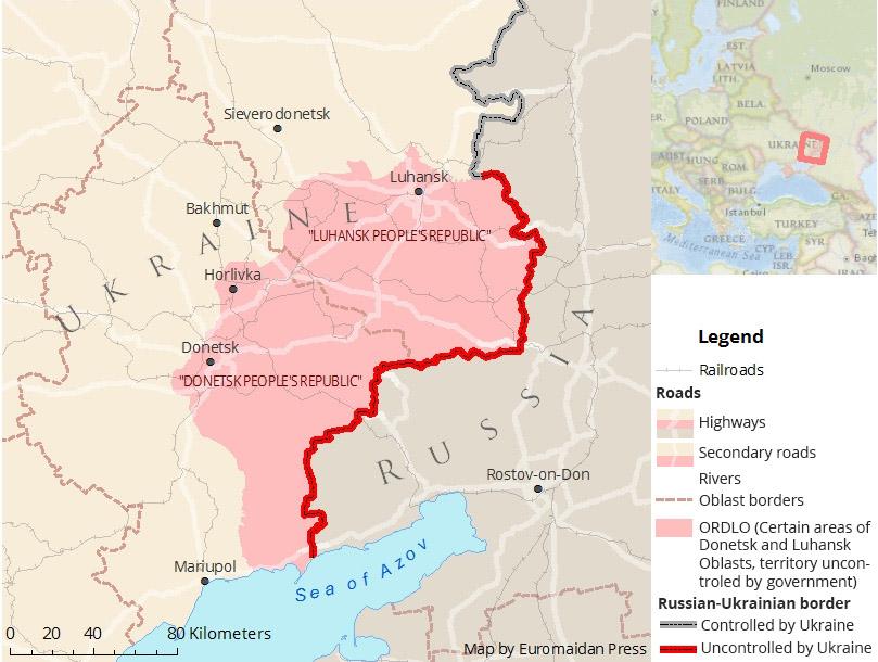 """Результат пошуку зображень за запитом """"map of donbas site:euromaidanpress.com"""""""