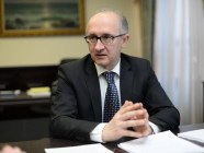 Serhiy Koziakov, Head of the High Council Qualification of Judges. Photo: censor.net