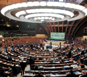 The Council of Europe. Photo: Wikimedia commons