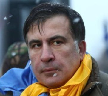 Mikheil Saakashvili. Photo: podrobnosti.ua