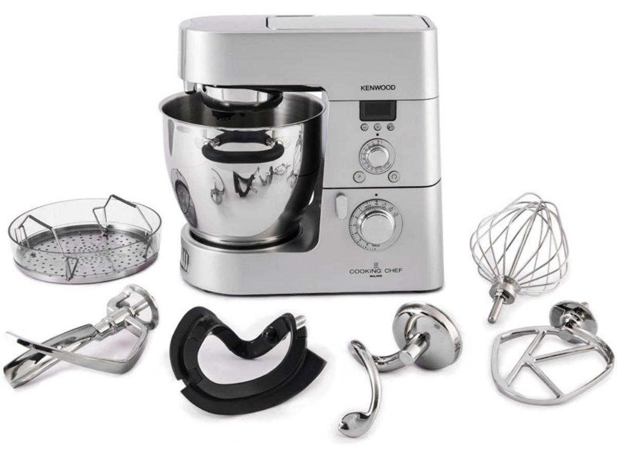 Kenwood Robot Cocina Robot De Cocina Kenwood Cooking Chef Major Km 096 Compra