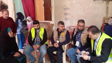 Photo of زيارة وداي الزينة وتقديم مساعدات مالية
