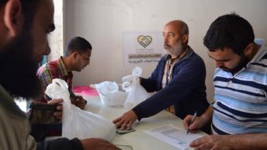 "Photo of تواصل حملة الوفاء الأوروبية بغزة المرحلة التجريبية من مشروع ""مطاعم الفقراء"""