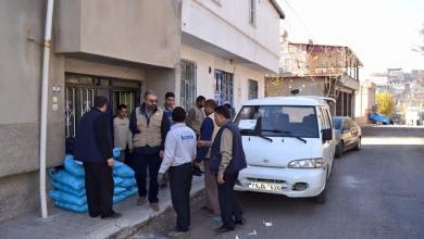 Photo of شانلي أورفا- جنوب شرق تركيا – حملة معا لشتاء دافئ 23-12-2015
