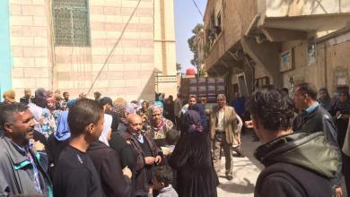 Photo of الوفاء تختتم القافلة الرابعة عشرة إلى سورية بزيارة مخيم خان دنون الفلسطيني