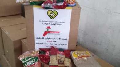 Photo of من قلب الحدث لبنان: سوف يباشر فريق الحملة عمله غداً صباحاً بمشيئة الله في مخيم عين الحلوة