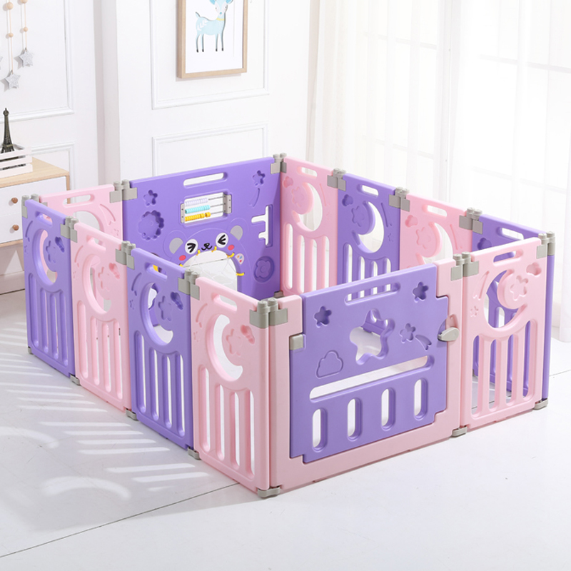 Baby Playpen Ebay Uk Extendable Baby Playpen 14 Panel Foldable Kids Indoor