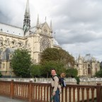 Sunday Evening in Paris – Notre Dame