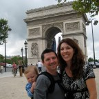Paris – Arc de Triomphe and Canal St. Martin