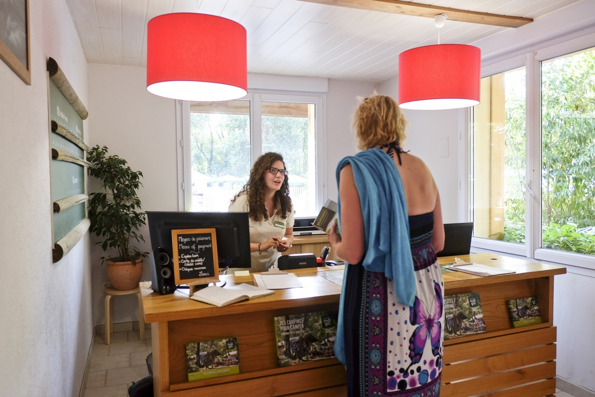 Office De Tourisme De Millau Campsite In Millau In The Tarn Gorges Nature Holidays Huttopia