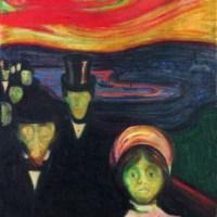 Edvard Munch und das Unheimliche - Edvard Munch et l'inquiétant