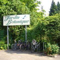 Straßburgs botanischer Garten - ein kleines Paradies - Le jardin botanique de Strasbourg – un petit paradis