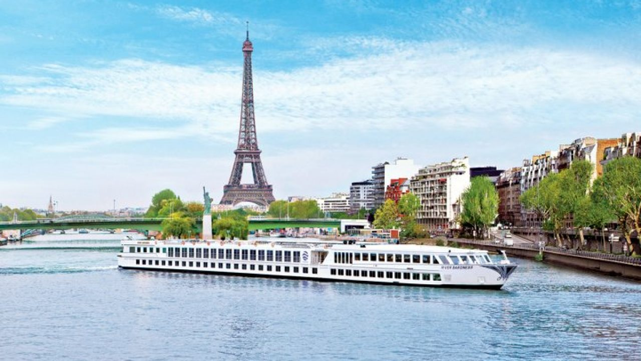 Luxury Seine Riverboat Vacation Cruise Routes In France Paris - Bus Paris Le Havre