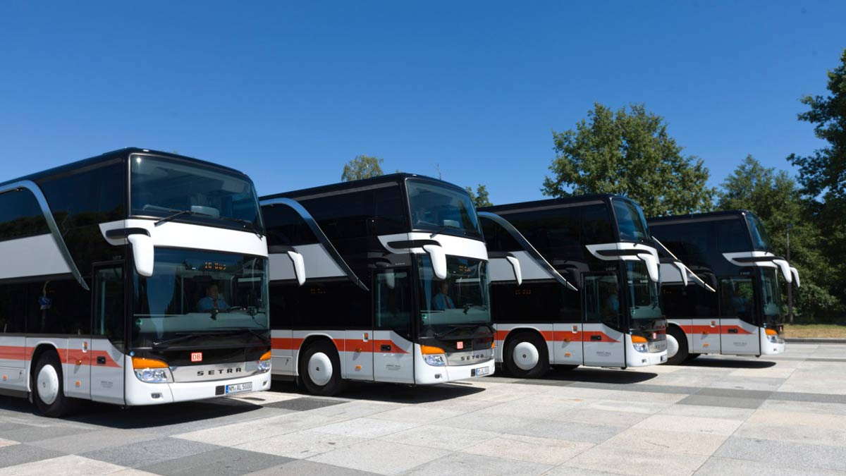 Bus Berlin Erfurt Cheap Ic Long Distance Buses Of German Railways