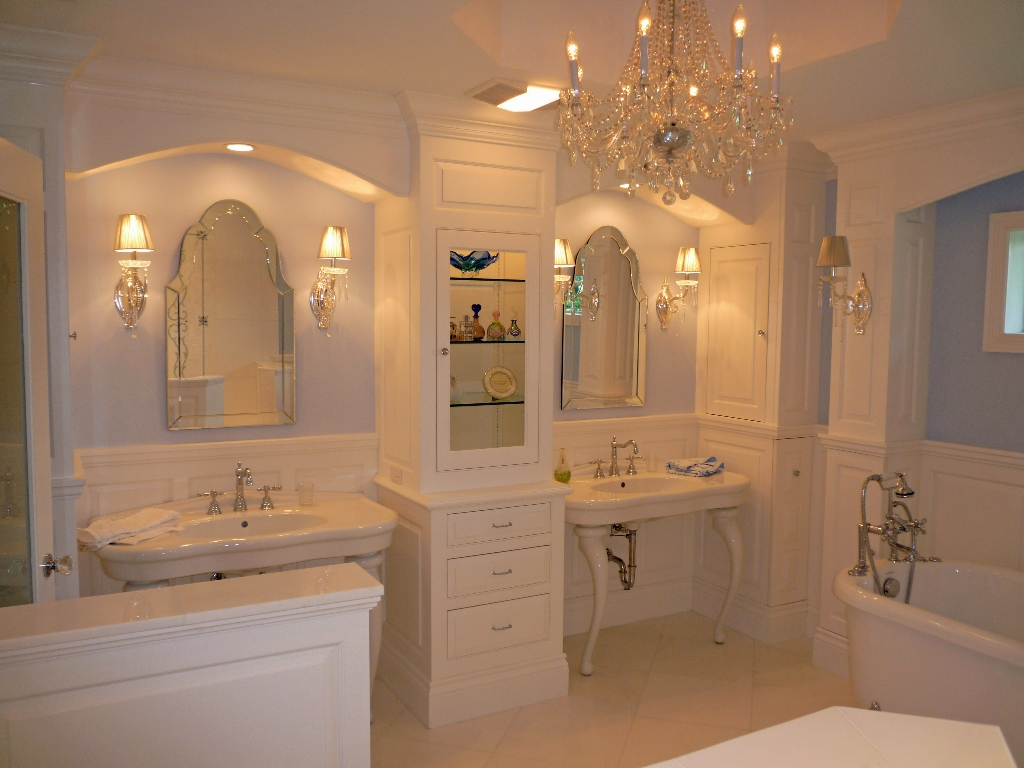 Traditional Bathrooms Traditional Bathrooms - European Cabinets And Design
