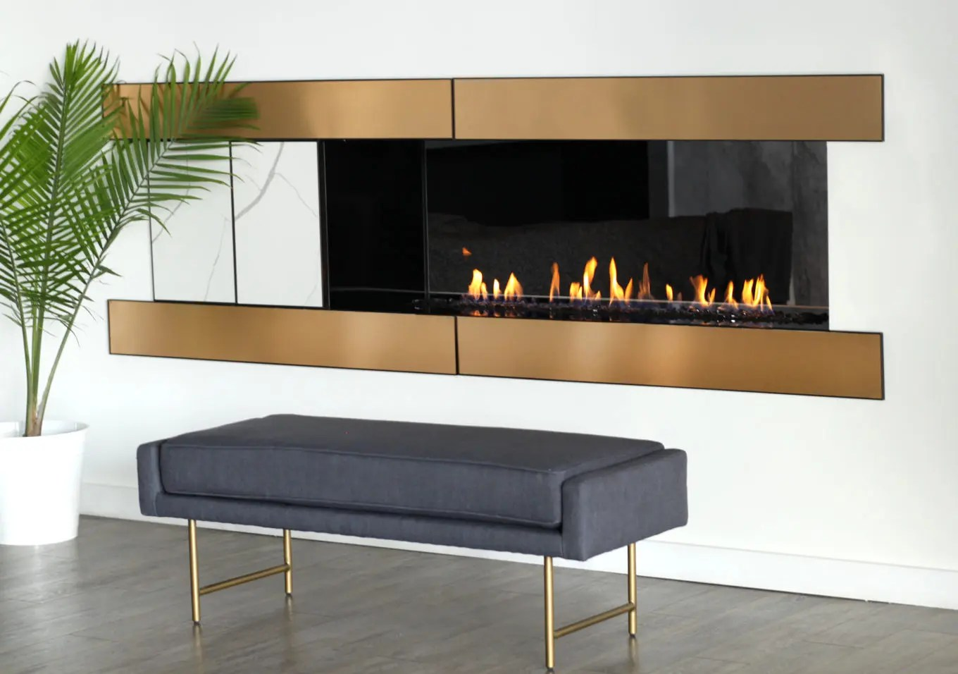How Does A Vent Free Gas Fireplace Work Modern Fireplace Surrounds Top Design Ideas And Inspiration