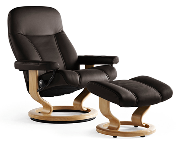 Stressless Reno Great Prices On Ekornes Stressless Consul Recliner Chair