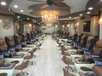 Nail Salon Fort Worth - Spa Salon Interior Design Gallery