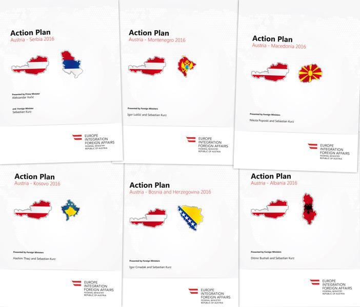 Western Balkans \u2013 Austria 6 action plans in 6 days - European