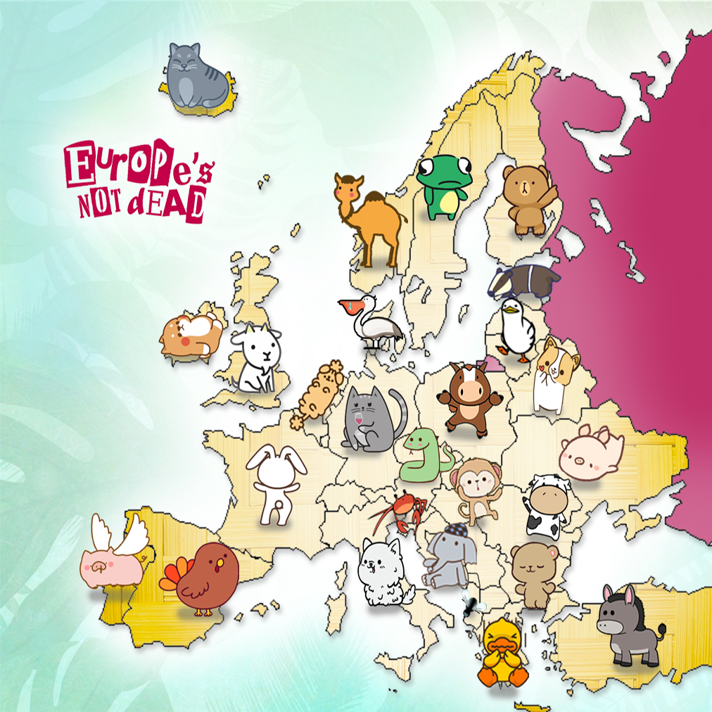 European Animal Related Idioms Europe Is Not Dead