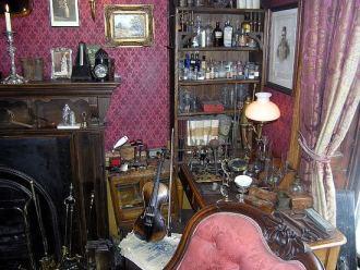-Sherlock_Holmes_Museum_Study