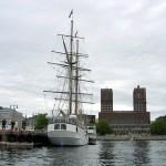 wharf in oslo