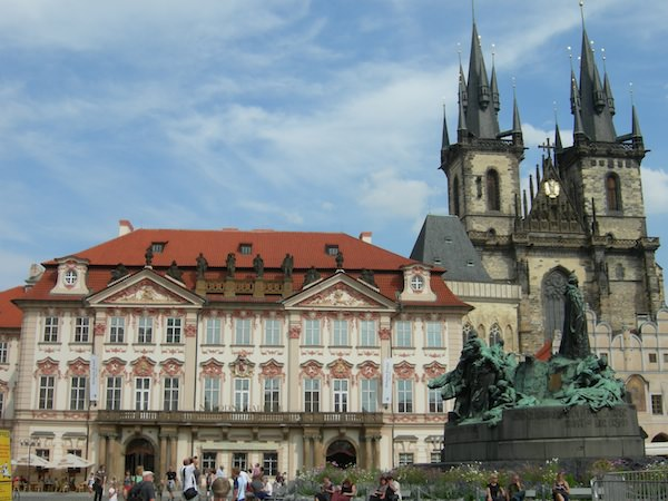 Prague Central Europe S Crown Jewel Destination