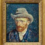 Van Gogh Self Portrait