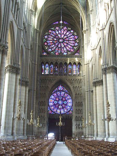 Reims Cathedrale de Notre Dame