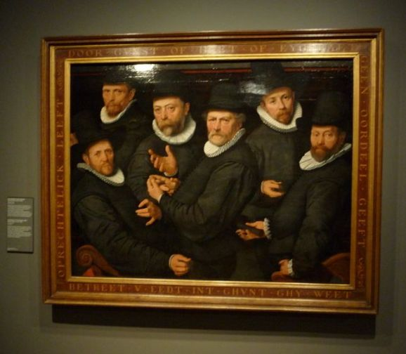 On Display at Rijksmuseum