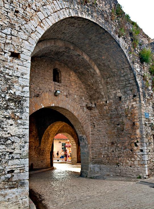 Castle Gate at Ioannia