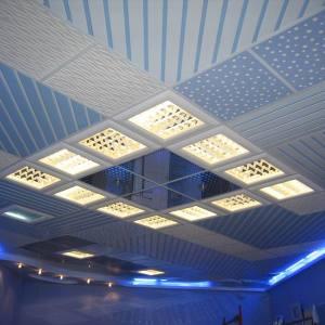 Подвесные потолки и системы