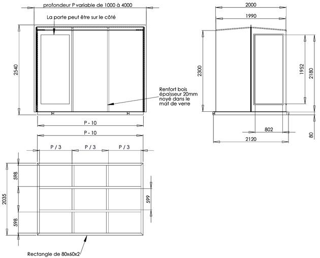 armoires coffrets polyester mega euro plan