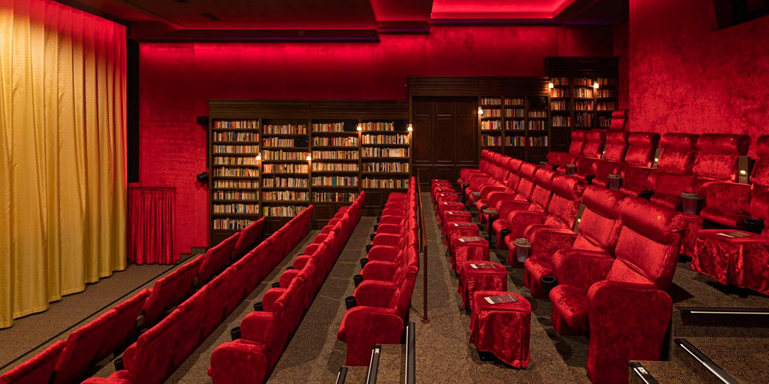Acapulco Sessel Astor Grand Cinema Premium Cinema In Hannover - Euro Seating