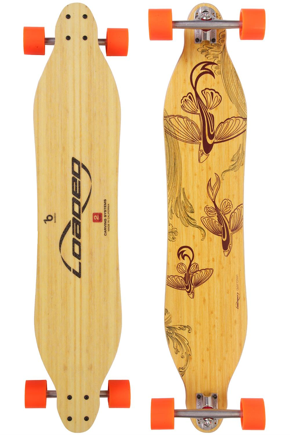 Acheter Skateboard Loaded Vanguard Bamboo Longboard
