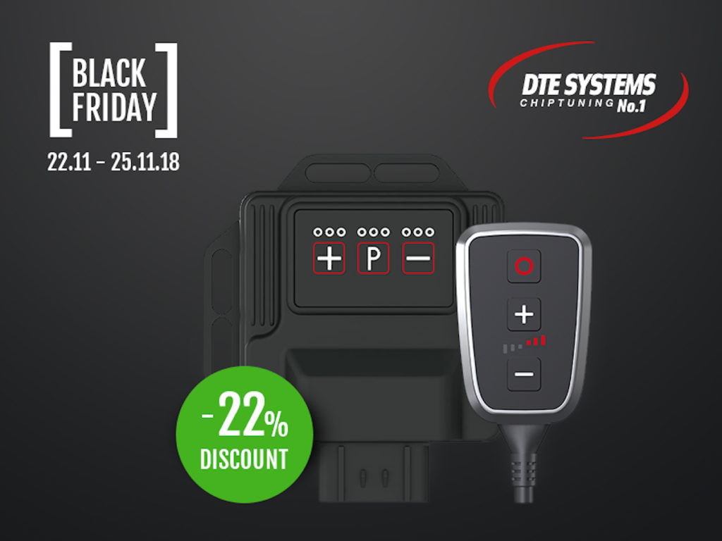 Black Friday Rabatt Black Friday Aktion Bei Dte Systems Eurotuner News