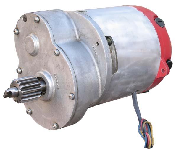 Rothenberger 22A Motor Repair
