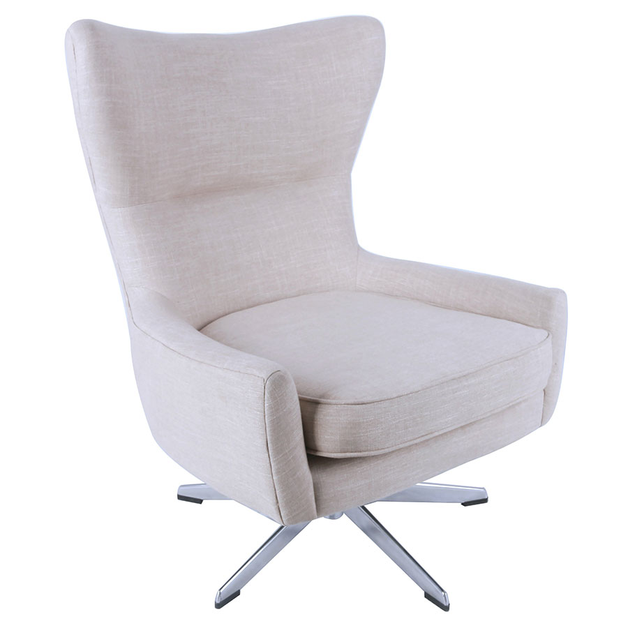 Modern Lounge Chairs Adrienne Swivel Chair Eurway