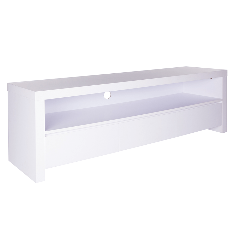 Tv Sideboard Modern Bryant Tv Stand White