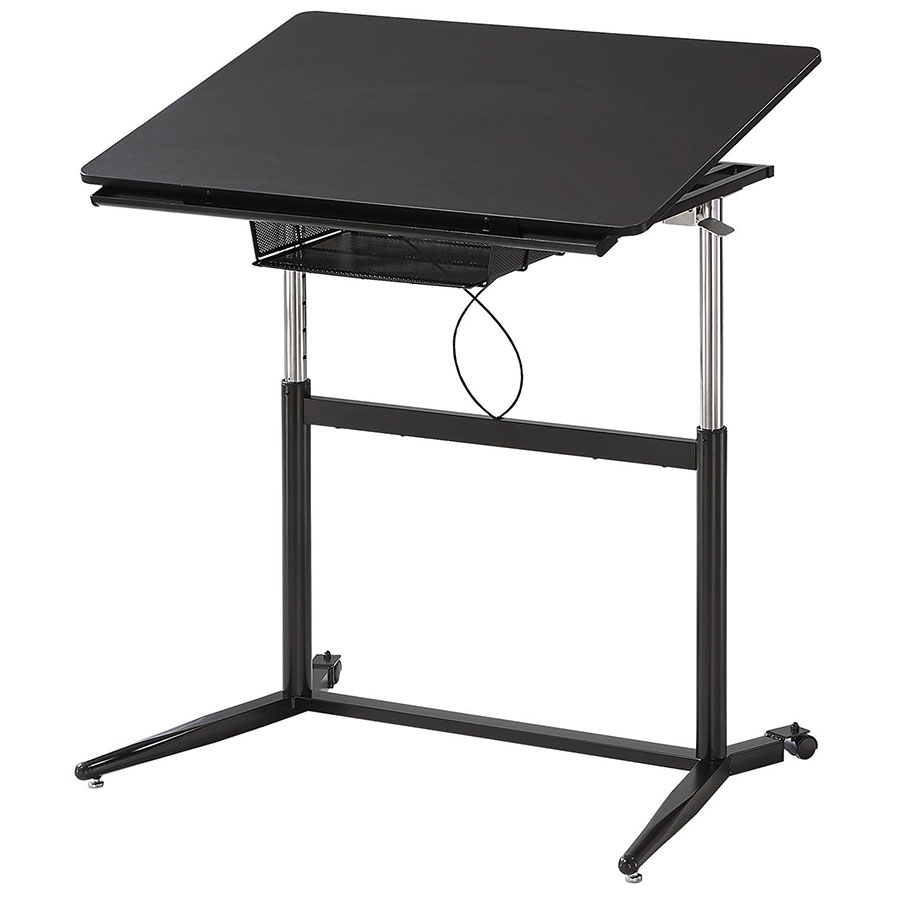 Adjustable Height Drafting Table Cornerstone Adjustable Drafting Table